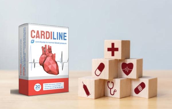 Cardiline - ceneo - producent - działanie