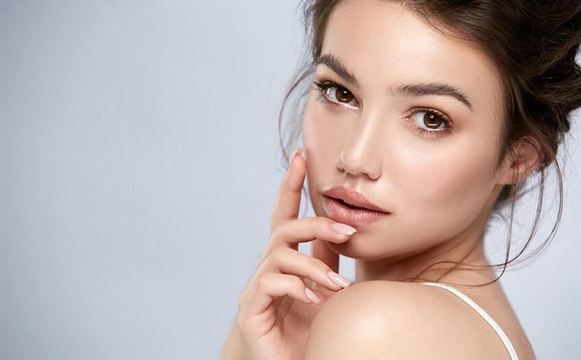 Wspólne Naturalne Scan-AnidaSkładniki Makijażu Obejmują