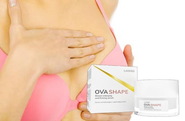 Ovashape - na powiększenie piersi - apteka - ceneo - producent