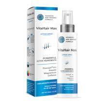 Vitahair Max - przeciw wypadaniu włosów - forum - skład - czy warto