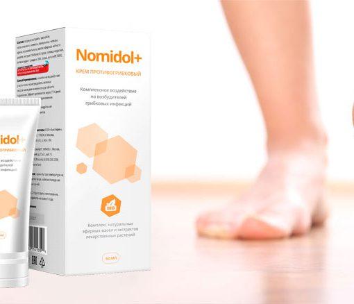 Nomidol - na grzybicę - skład - gdzie kupić - efekty