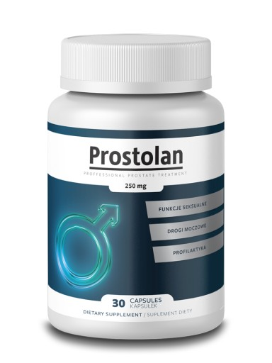 Prostolan - opinie - cena - sklep