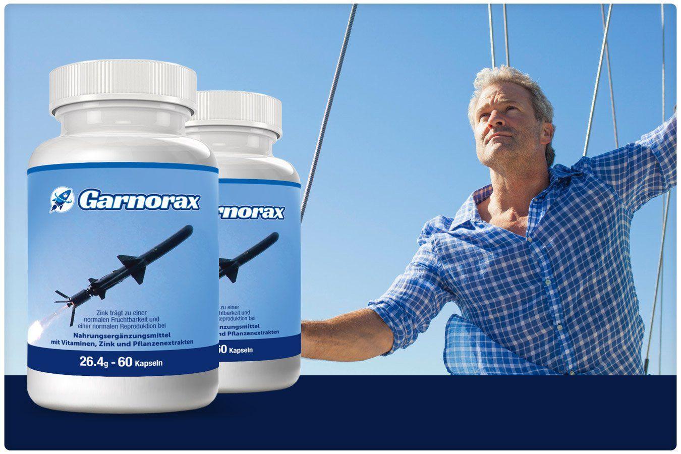 Garnorax - na potencję – allegro – sklep - skład