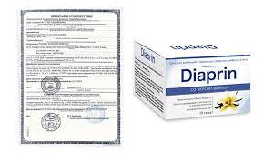 Diaprin – efekty – cena - apteka