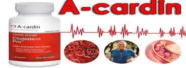 A-cardin - na cholesterol – efekty – czy warto – działanie