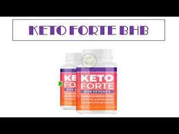 Keto Forte BHB Ketones - apteka - premium - skład