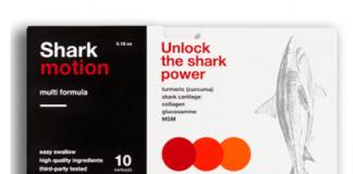Shark Motion - jak stosować - co to jest - dawkowanie - skład