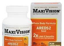 Maxivision - dawkowanie - skład - co to jest - jak stosować