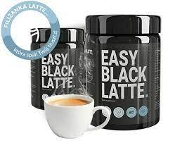 Easy Black Latte - co to jest - jak stosować - dawkowanie - skład