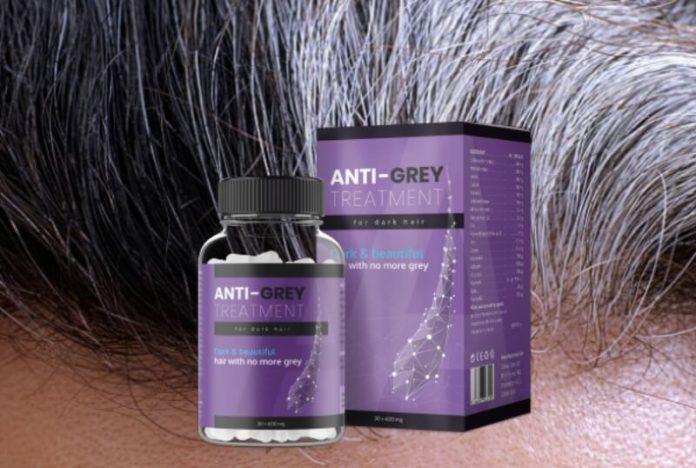 Anti-Grey Treatment - dawkowanie - skład - co to jest - jak stosować