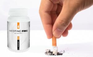 Nicotine Free - co to jest - jak stosować - dawkowanie - skład