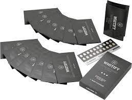 Whitify Strips - zamiennik - producent - premium - ulotka