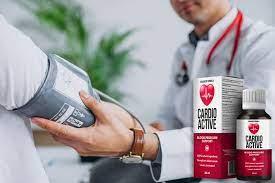 Cardioactive - co to jest - jak stosować - dawkowanie - skład